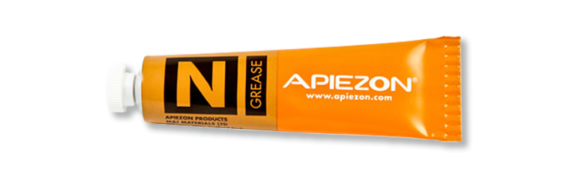 image of an Apiezon N grease tube