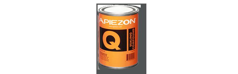 image of apiezon q compound tin