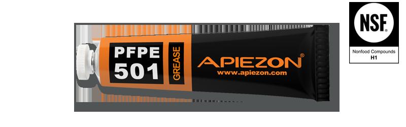 image of Apiezon PFPE 501 grease tube