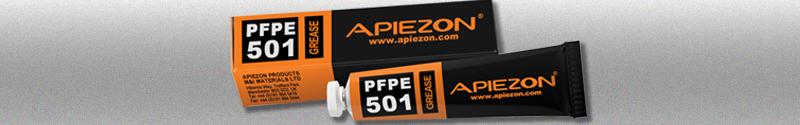 image of apiezon pfpe501 tube and carton